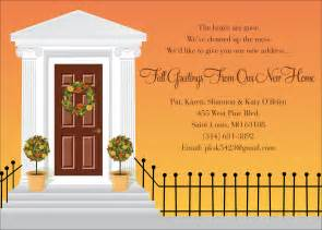 invitation card for new home new house opening quotes quotesgram