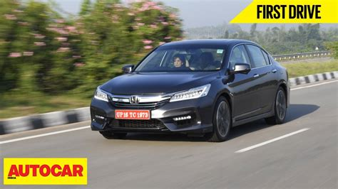 honda accord india price honda accord hybrid drive autocar india