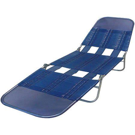 mainstays pvc lounge chair blue streak walmartcom