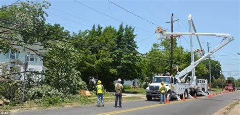 4 cherry tree road vernon nj july 4th celebrations one million still without power six days after storms daily mail
