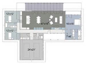Cliff May Floor Plans by 8 Cliff May Inspired Ranch House Plans From Houseplans Com