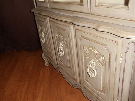 kitchen annie sloan chalk paint in french linen i did french linen china cabinet base painted in annie sloans chalk paint