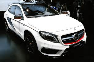 Mercedes Cars 2015 2015 Mercedes Gla45 Amg Look Photo Gallery