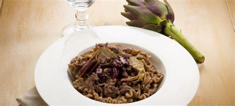 come cucinare la pasta integrale ricetta pasta integrale con carciofi e cicoria