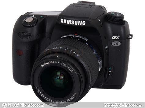 Kamera Samsung Gx 10 kipr 243 b 225 ltuk samsung gx 10 pixinfo