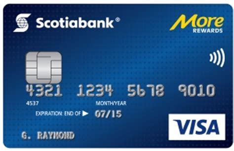 scotiabank wins quot more rewards quot credit card program