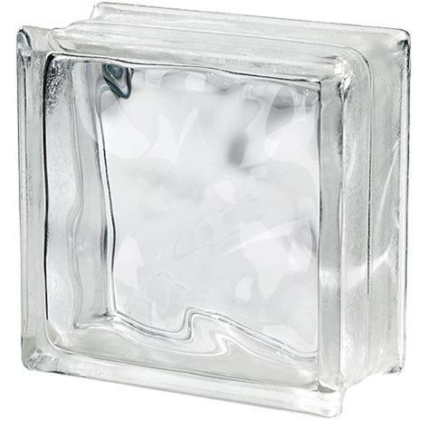 glass block glass block quot premiere series quot glass block rona