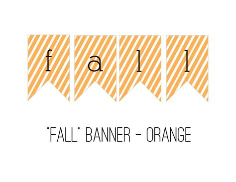 free printable autumn banner fall banner free printable short stop designs