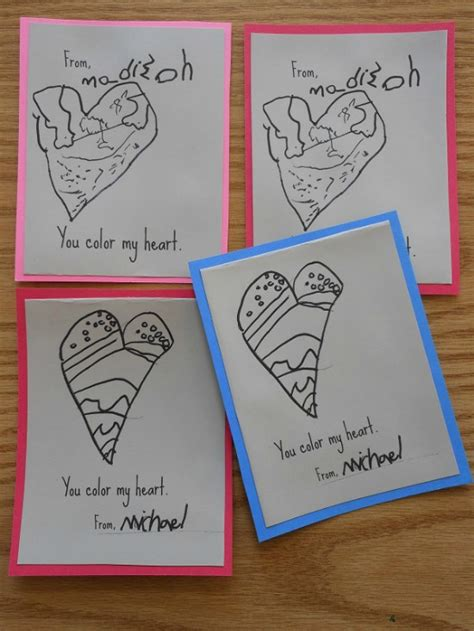 diy valentines cards for 15 non valentines