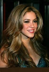 what color is shakira s hair 2015 1000 images about hair styles on pinterest shakira shakira hair and ombre