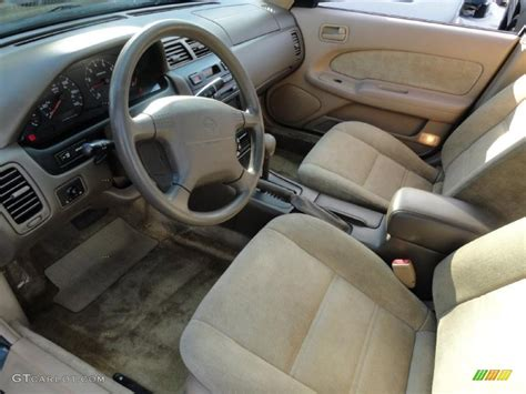 Nissan Maxima 1999 Interior by Beige Interior 1998 Nissan Maxima Se Photo 42417356