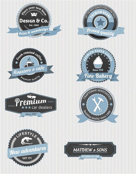 logo emblem design logo badges badge graphic design restaurant logos