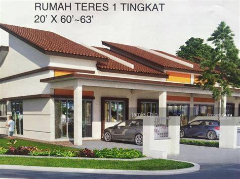 desain dapur rumah teres 2 tingkat projek baru rumah teres 1 tingkat 20x60 salak tinggi