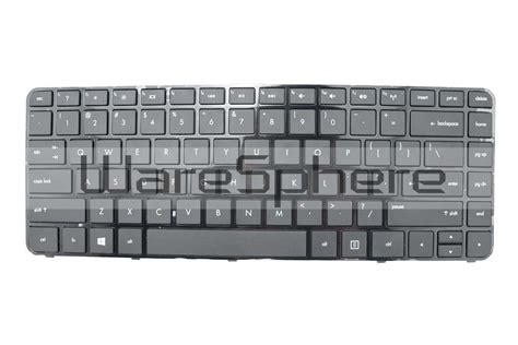 Keyboard Hp Pavilion 14 D 14 E 14 N 14 D010au 14 D012tu 14 D040tu keyboard for hp pavilion 14 697904 001 696276 001 9z n8lso 301 aeu33u00110 black us