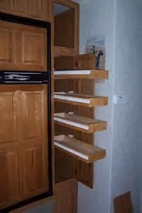 an rv pantry remodel
