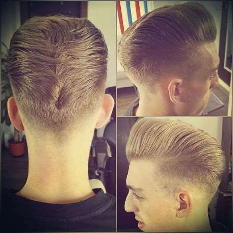 how to do a prohibition mens cut how to do a mens prohibition haircut