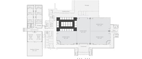 event room layout app interactive floor plan layout greenville convention center