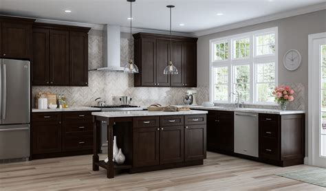espresso and white kitchen cabinets espresso and white kitchen cabinets american hwy