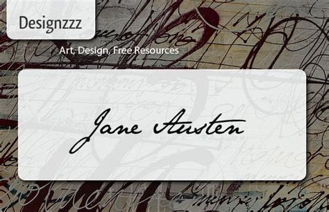 tattoo fonts jane austen gorgeous calligraphy fonts with quill writing effect