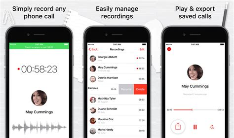 best automatic call recorder best automatic call recorder for iphone and 2019