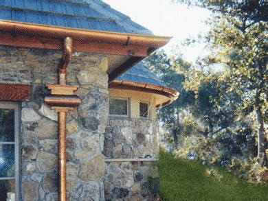aaron lane copper tile 1000 ideas about copper gutters on seamless gutters vinyl soffit and gutter