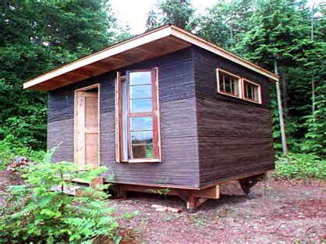 building plans for small cabins small build yourself cabin plan easy to build small cabins