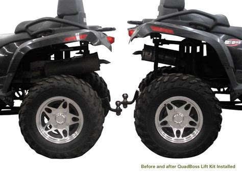 Suzuki Atv Lift Kits Suzuki Atv Lift Kits From Quadboss Suspension And Lift