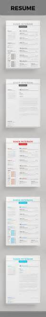 eye catching resume templates resume template graphic designer sle and tips