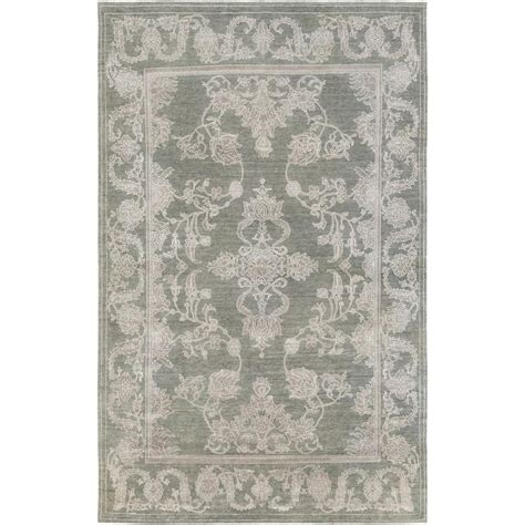 teal area rug home depot artistic weavers hendrick teal 9 ft x 13 ft area rug s00151024414 the home depot