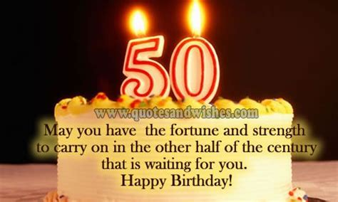 Happy 50 Birthday Wishes Free 50th Birthday Quotes Happy Birthday Quotes Lets