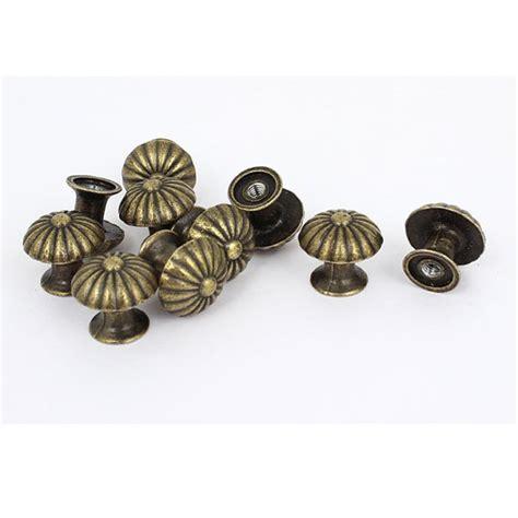 Mini Door Knobs by 4pcs Antique Bronze Mini Pull Handle Door Knob Pull Knob Pulls
