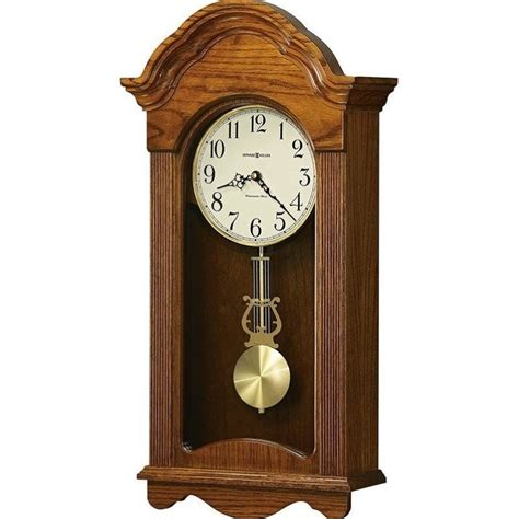 howard miller table clock pricing howard miller jayla wood wall clock in a legacy oak finish