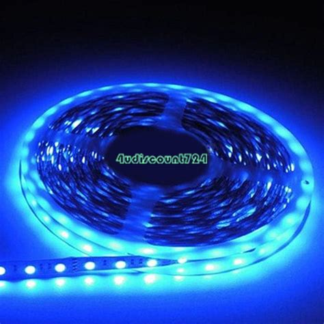 warm cool white rgb led strip lights smd 5050 5630 5m 300