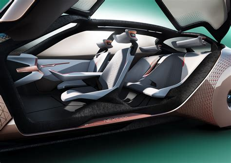 next vision the ideas the bmw vision next 100 as explained by