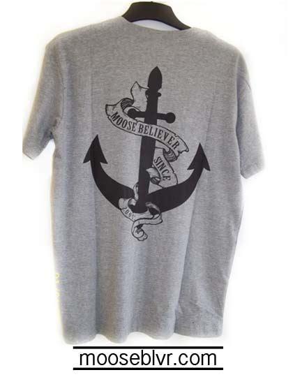 Kaos T Shirt Captain Penghianat ayay captain moose believer