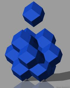 how to make 3d hexagon maps for axis allies miniatures geometry is there a 3d equivalent of hex tile maps