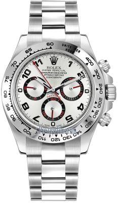 Rolex Detik Bawah White Silver Cover Black 116509 black arabic rolex cosmograph daytona white gold mens