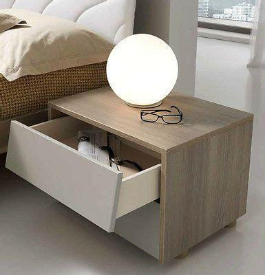 comodini da da letto 17 migliori idee su comodini da letto su