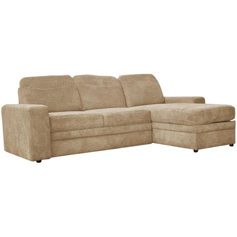corner sofa jumbo cord corner sofa mink left ebay