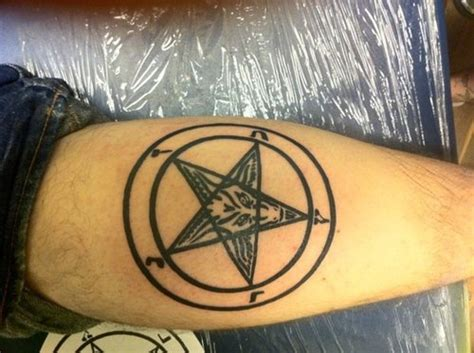 pentagon tattoo pentagram pictures collection