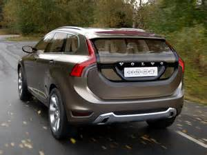 Future Volvo Xc60 Volvo Xc40 Compact Crossover Here In Five Years