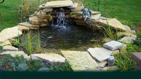 waterfall ideas for ponds small backyard fish pond ideas