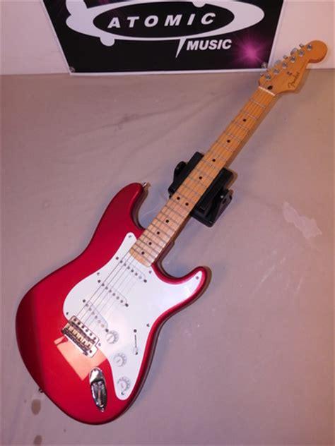 Fender Stratocaster Mexico Original Guarantee fender jimmy vaughn signature stratocaster made in mexico mexican strat ebay