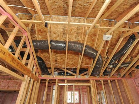 Interior Duct Sealing by Ventilating Your Basement Hgtv
