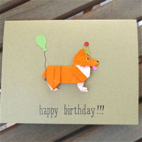 Cool Origami Cards - shop birthday origami card on wanelo