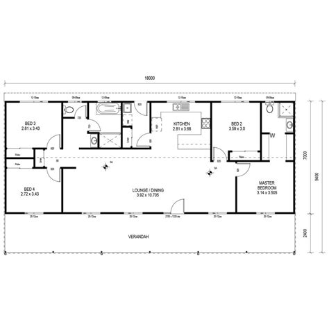 home floor plan kits kingston kit home sheds n homes