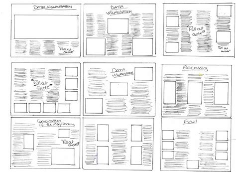layout grid sketch 8 best thumbnail sketches for layout images on pinterest