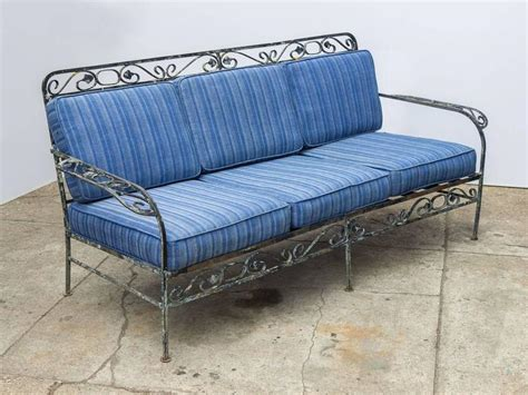 mt vernon upholstery salterini mt vernon patio set at 1stdibs