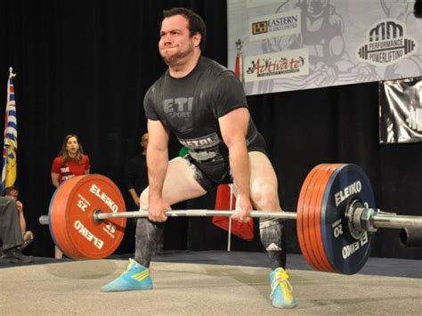 Records Fall For Locals At Powerlifting Nationals