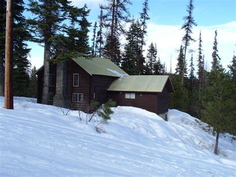 Winter Park Cabins by Wohelo At Fields State Park Washington State